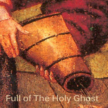 Being Full of the Holy Spirit